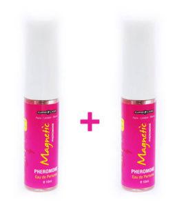 2 бр. Концентриран женски феромонен парфюм